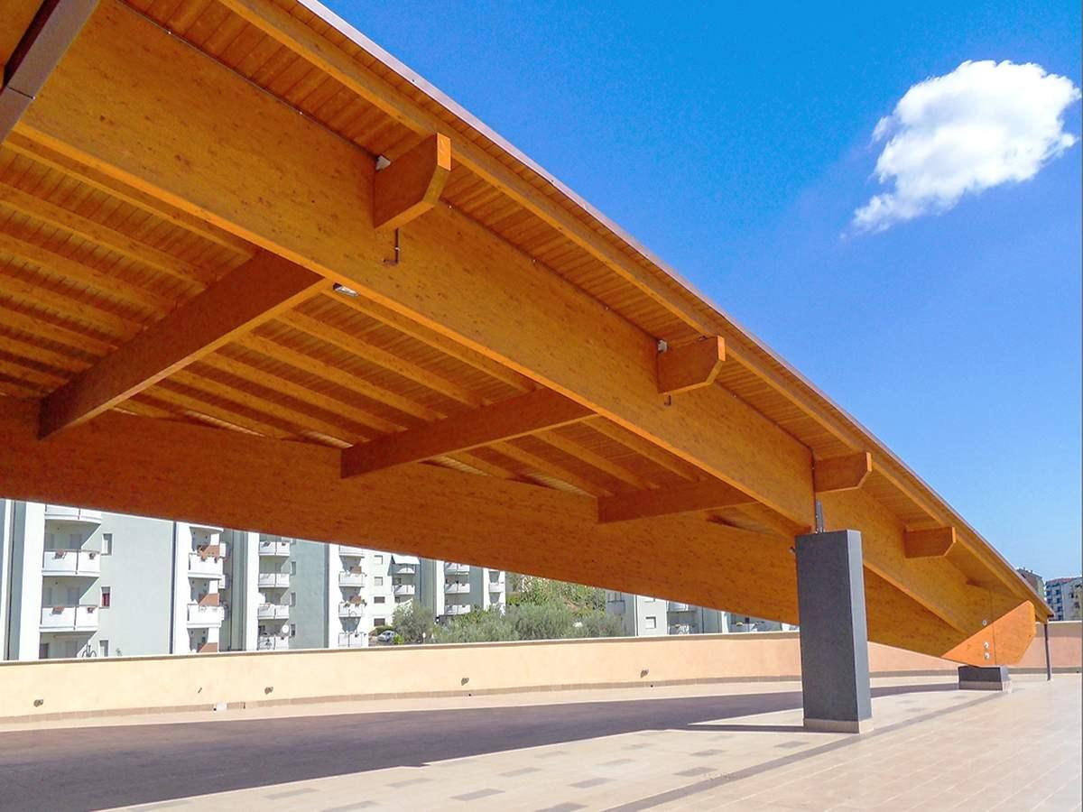 Legnofab progettazione di case in legno tetti in legno for Software di progettazione di case in legno